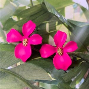 🌴Tropical Flower Earrings🌴